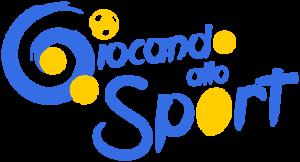 Logo Giocando allo Sport camp estivo per bambini Ravenna Pontenuovo
